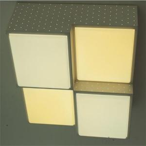 Led House Lighting Square Round Profile Surface Mounted 8w 12w 15w Panel