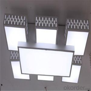 Led String Lights Square Round Profile Surface Mounted 8w 12w 15w Panel