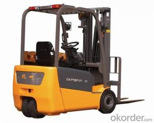 Forklift Truck 3ton Small Diesel Engine  with CE (FD30)