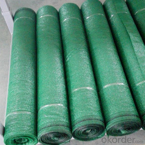Sun Shade Net 100% virgin HDPE + UV Treated Shade Net