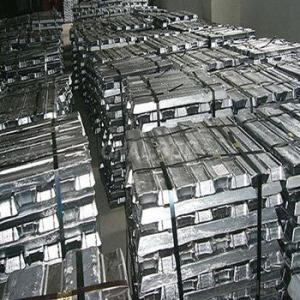 Aluminum Pig/Ingot With 99.7% Putity For Choice