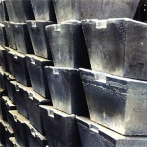 Aluminum Pig/Ingot With 99.7% 99.9% Purity