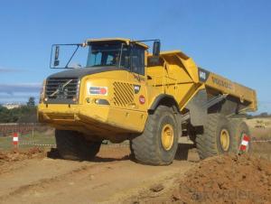 Dump Truck  6X4 25 Ton New Design U Type