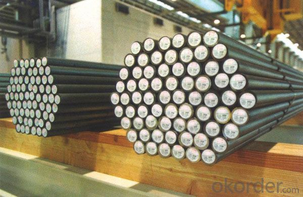 Steel Bar 41cr4 40cr ASTM 5140  Round Bar