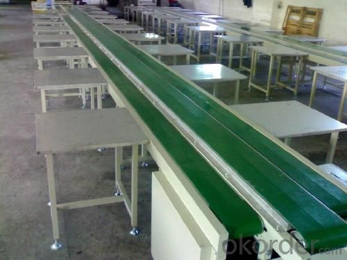 TC Rubber Conveyor Belt in Different Sizes