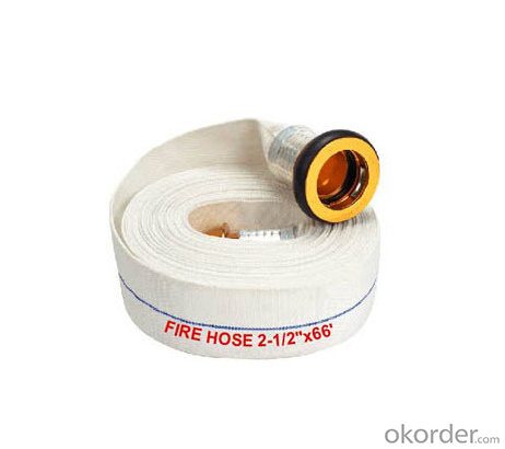 Fire Hose/Strength and Flexible PVC Fire Hose