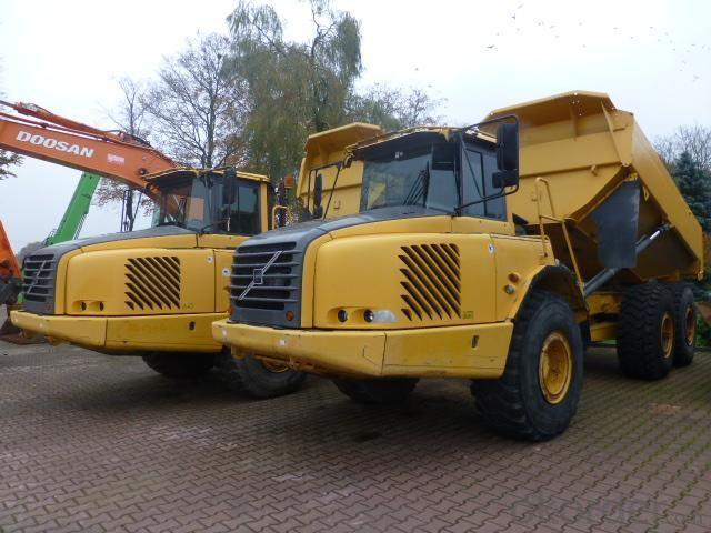 dump truck  A7 30 t high quality