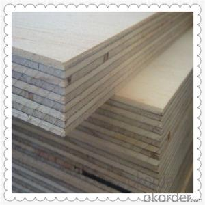 Okoume Material Marine Plywood of High Quality
