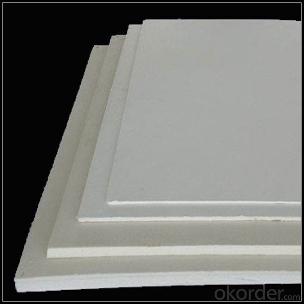 Ceramic Fiber Board for boiler insulation