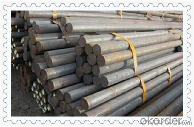 Non-alloy Carbon Steel Round Bars