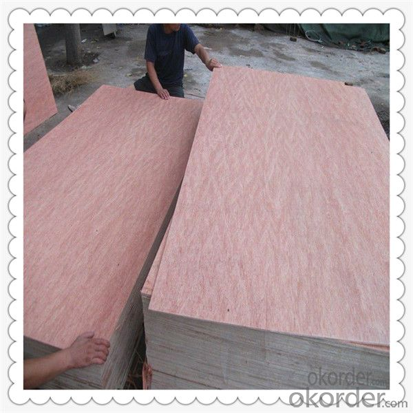 Okoume Material for Marine Plywood from Chinese Manufacturers