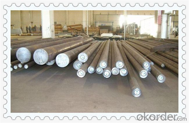 ASTM 5140 Alloy Steel Round Bar