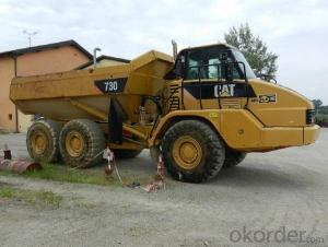 Dump Trucks 3axle 50ton Loading  6X4