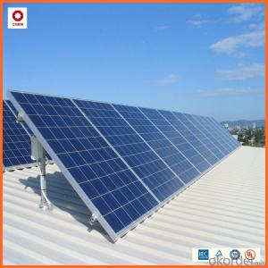 High Efficiency 250w Mono Solar Panel with CE,TUV Certifictaes