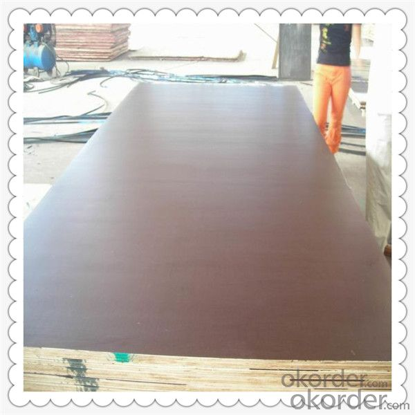 1220*2440*18mm Thickness Commercial Plywood with Lowest Price
