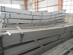 Structral Steel Flat Bar Slitted by Cutting Machine