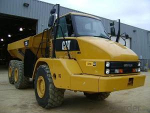 Dump Truck 8X4 Heavy Duty