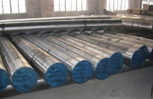 Forged Steel Bar1.2343/X38CrMoV5-1 Steel Round Bar