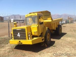 Dump Truck (15.5m3) Zz3257n3247b