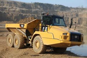 Dump Truck Heavy Duty Mining Dumper 351-450HP