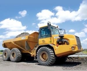 Dump Truck 340HP 6X4
