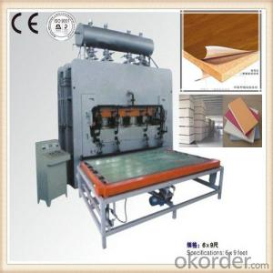 Hydraulic Double Sides Laminate Press Machines