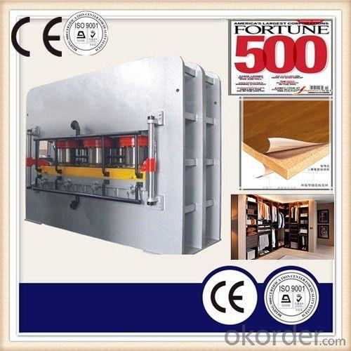 Wooden Furniture Panel Laminating Machines