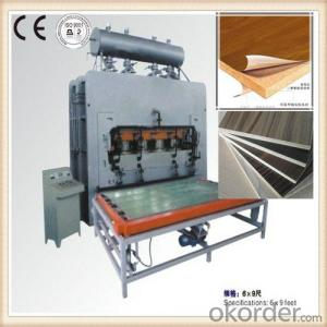 Furniture Board Veneer Laminating Machine