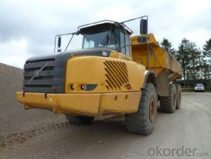 Dump Truck 20m3 Environmental Tipper   6X4