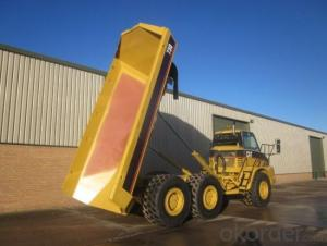Dump Truck Left Drive Diesel Tipper Truck 5t Light