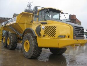 Dump Truck 6X4 Mining  (76Tons)