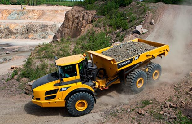 Dump Truck 5.8m 6*4  2T with CE