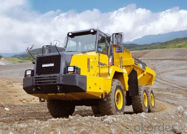 Dump Trucks 6X4 Hydraulic Cylinder