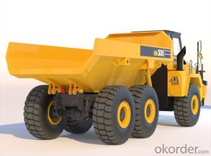 Dump Truck 4*4 Tipper Truck/Electric Drive Mining Truck