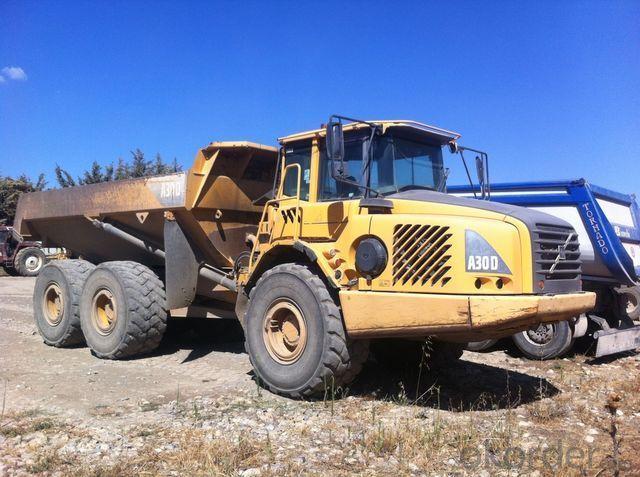 Dump Truck 6X4 Tipper 380HP