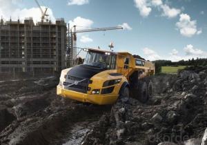 Dump Truck 8X4 375HP Mining Rhd Dumper Tipper Truck
