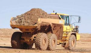 Dump Trucks High Quality 6X4 Tipper