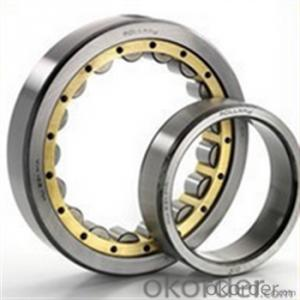 Cylindrical Roller Bearing , Chinese Factory NUP 306 E High Precision