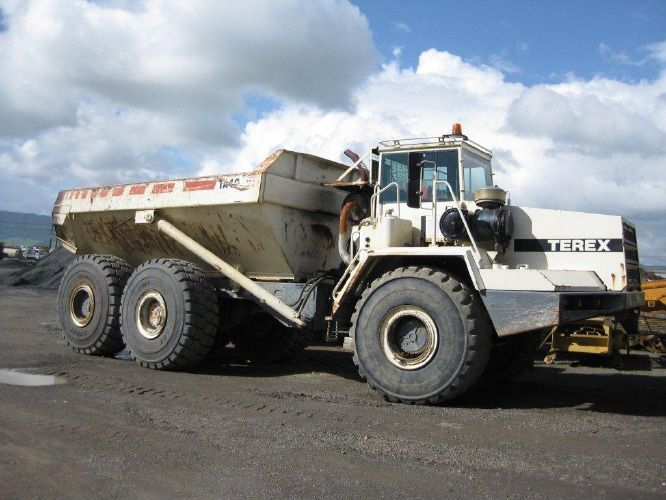 Dump Truck 6X4 25ton Hot Sale