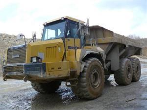 Dump-Truck 20-30 Tons Tipper 7ton 8ton Dumper