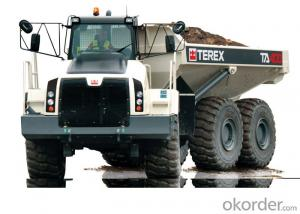 Dump Truck 8X4 30ton for Sale