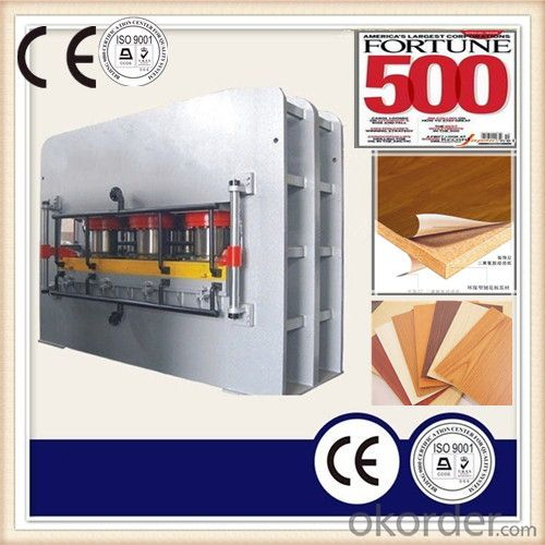 Wood Decorative Furniture Moulding Machine