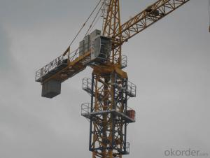 Tower Crane TC7021 Construction Machiney