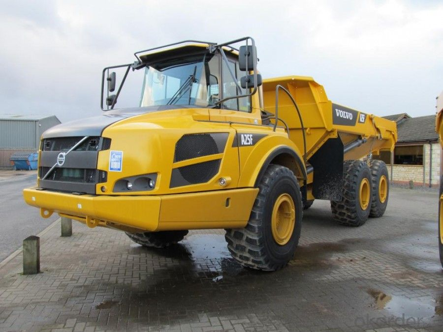 Dump Truck with 380HP8*4 18m3 30-50ton