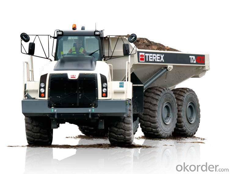 Dump Truck 40 Ton )10-15 Ton 4X2 180HP