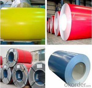 PVDF Pe Coated Color Aluminium Coil for ACP