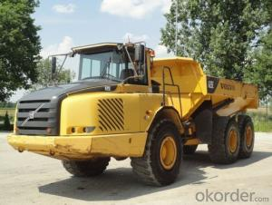 Dump Truck  China 10 Wheels Tipper (371HP, 18m3)