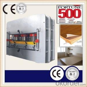 Wooden Furniture Skins Veneering Machine