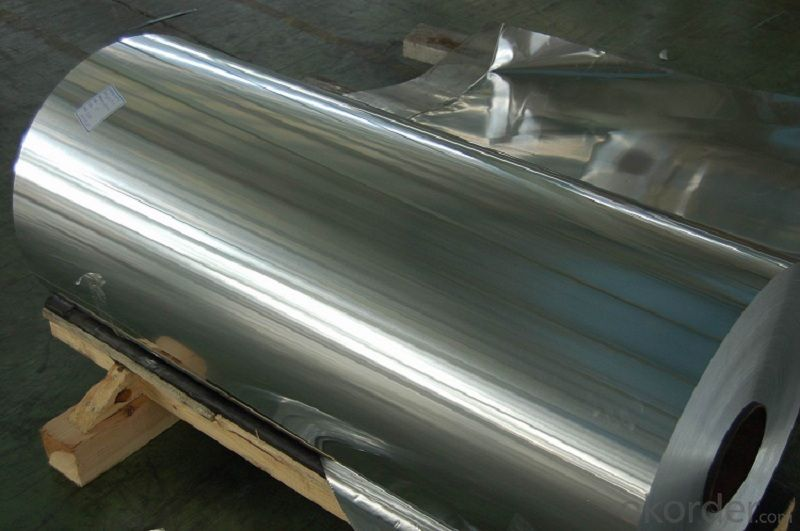 Aluminum Foils with Competitive Price and Good Quality