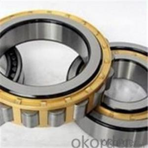 Cylindrical Roller Bearing , Chinese Factory NUP 305 E High Precision
